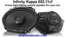 High power, crystal clear car, truck and marine speakers by JBL, Arc Audio, Infinity, Blaupunkt and more...